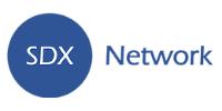 SDX network BUSCADOR